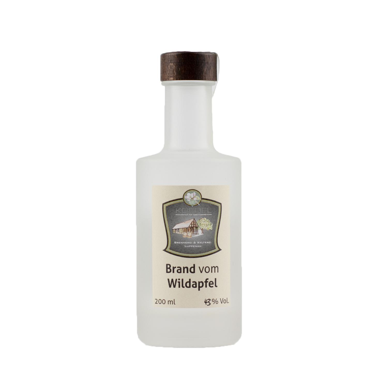 Brand vom Wildapfel 200ml